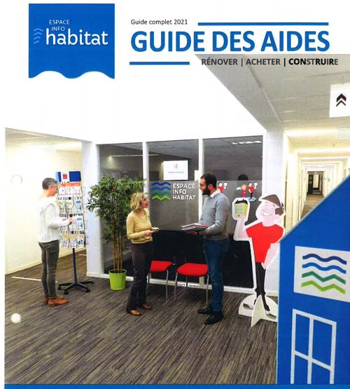 Guide des aides 2021 / Espace Info Habitat / Saint-Brieuc Armor Agglomération 0