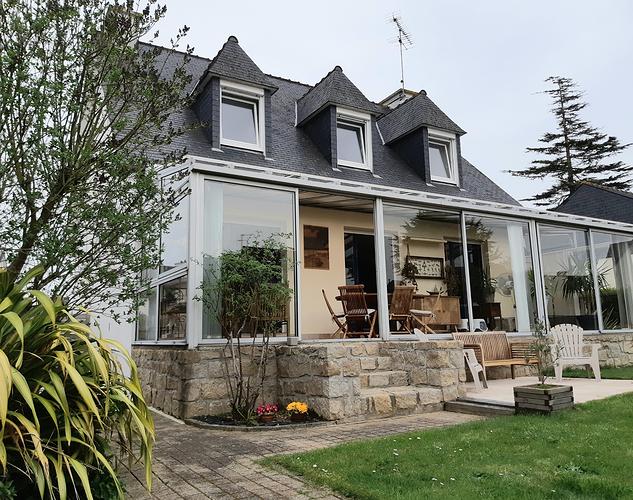 Maison non-mitoyenne / TRÉGUEUX, bourg 0