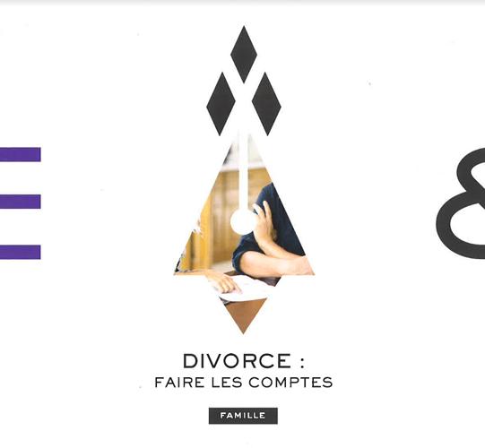 Divorce : faire les comptes 0