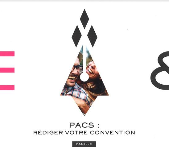 PACS : rédiger votre convention 0